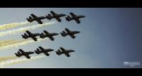 Frecce Tricolori - Gaeta Air Show 2011-25
