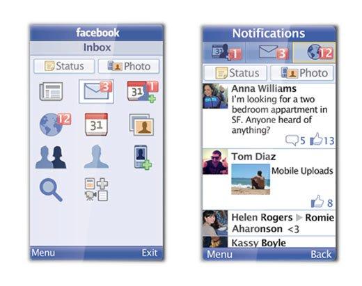 Facebook Java App